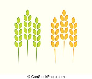Icon of Wheat and Rye