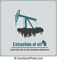 icon oil rig