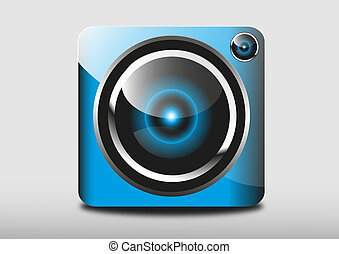 icon - photo, photograph, photographer, photography