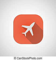 Icon Plane in the red box