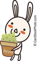 icon rabbit
