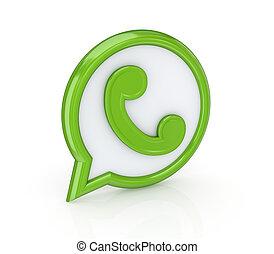 icon., ringa