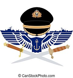 Icon Royal Navy - The icons of the Navy of Great Britain. ...
