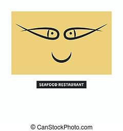Icon seafood restaurant