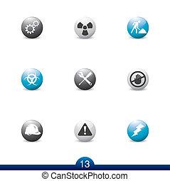 Icon series 13 - construction