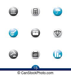 Icon series 15 - finance