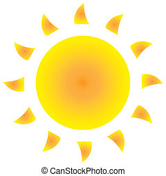 Icon sunny