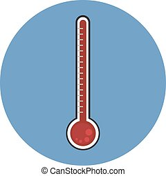 icon., thermomètre