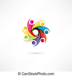 icon., transaction., affär