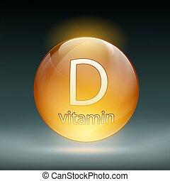icon vitamin D