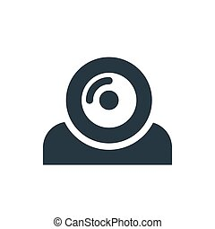 icon web camera