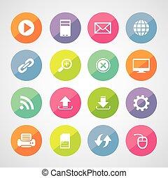 icon web