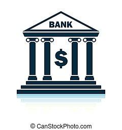icona, banca