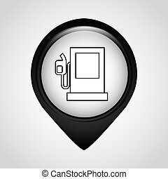 icona, carburante