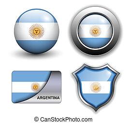 icone, argentina