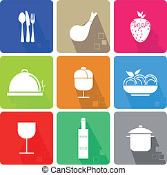 icone cibo