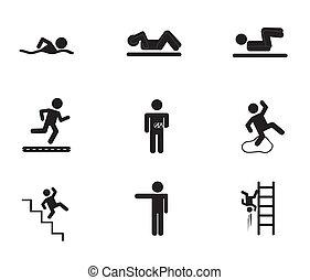 icone, esercizio