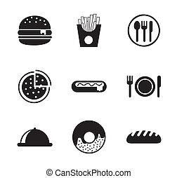 icone, menu