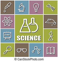 icone, scienza