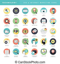 icone, seo, marketing, internet