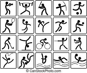 icone sport
