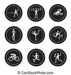 icone, sport