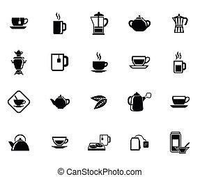 icone, tè