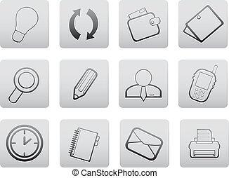 icone, web