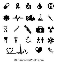 iconen, medisch