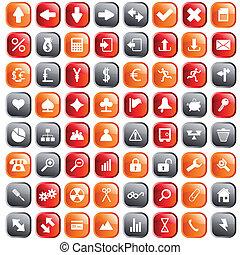 iconen, set