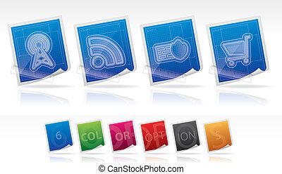iconerne, internet