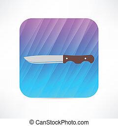 icono de cuchillo