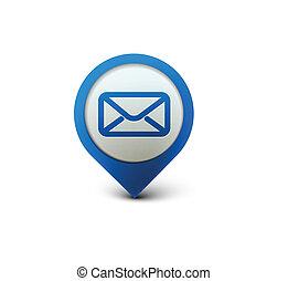 icono, email