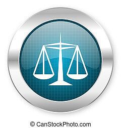 icono, justicia