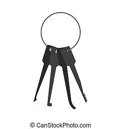 icono, lockpick