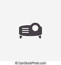 icono, proyector