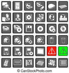 iconos de la tela, 2