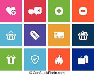 iconos, ecommerce