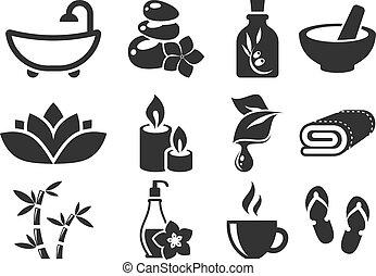 icons., ásványvízforrás