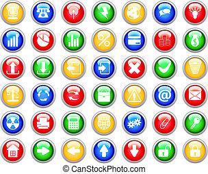 icons, задавать