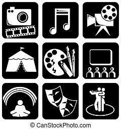 icons art