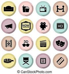 icons., cinéma