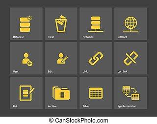 icons., databank