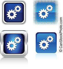 icons., einstellungen