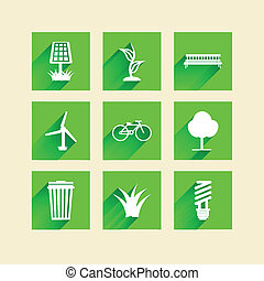 Icons for ecology