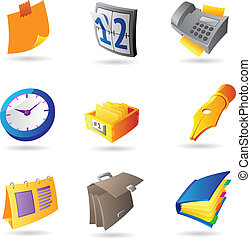 Icons for office