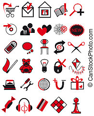 Icons for we