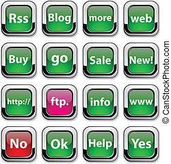 icons., internet