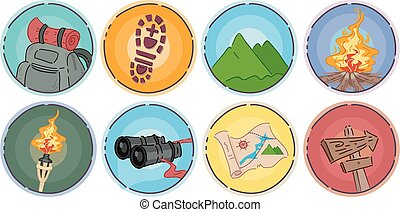 Icons Mountaineering