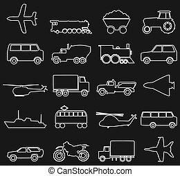 icons3, transport